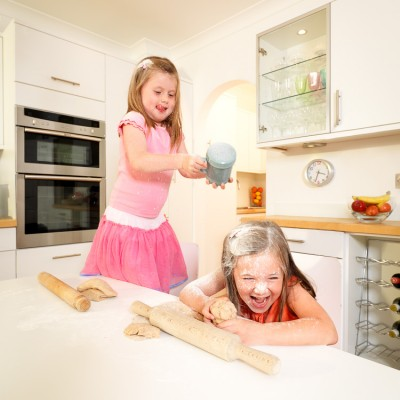 Winchester Kitchens Cake Brand Photography London
