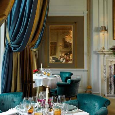 Cliveden House Dining room interior Photography UK