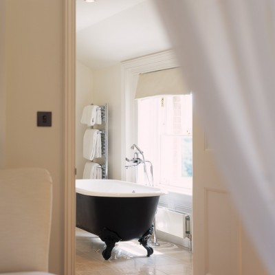 The Grove Hotel Luxury Bathroom interior Photography London