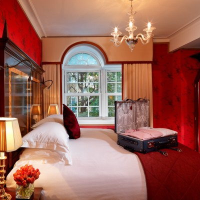 The Goring Hotel Luxury bedroom Interior photography London