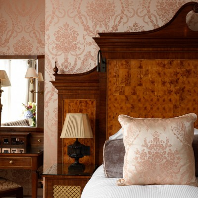 The Goring Hotel, The Royal Suite luxury hotel Photography London