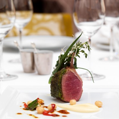 The Connaught Restaurant Dining Food Photography London