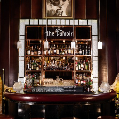 Claridges Hotel Fumior Bar interior Photography London
