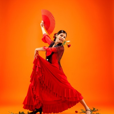 Spanish Dance movement Photography London