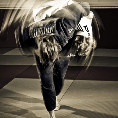 Judo - Sally Conway Sarah Adlington Sports Photography London