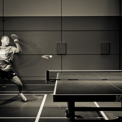Table Tennis Olympic Sports Photography
