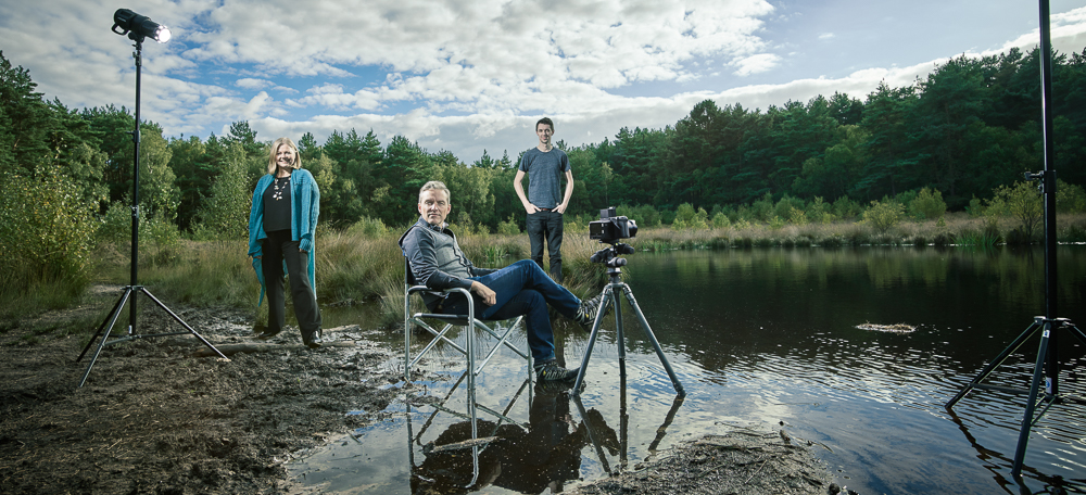 Richard Booth Productions Team