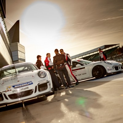 Porsche Carrera Cup Silverstone Taster day 2016 911GT3 Automotive photography UK