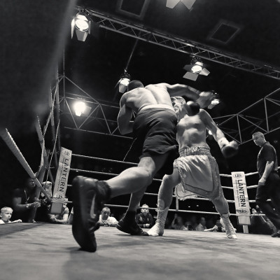 Boxing Sport Advertising Photography London