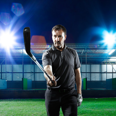 Golf Pro Sports Advertising Campaign Photography London