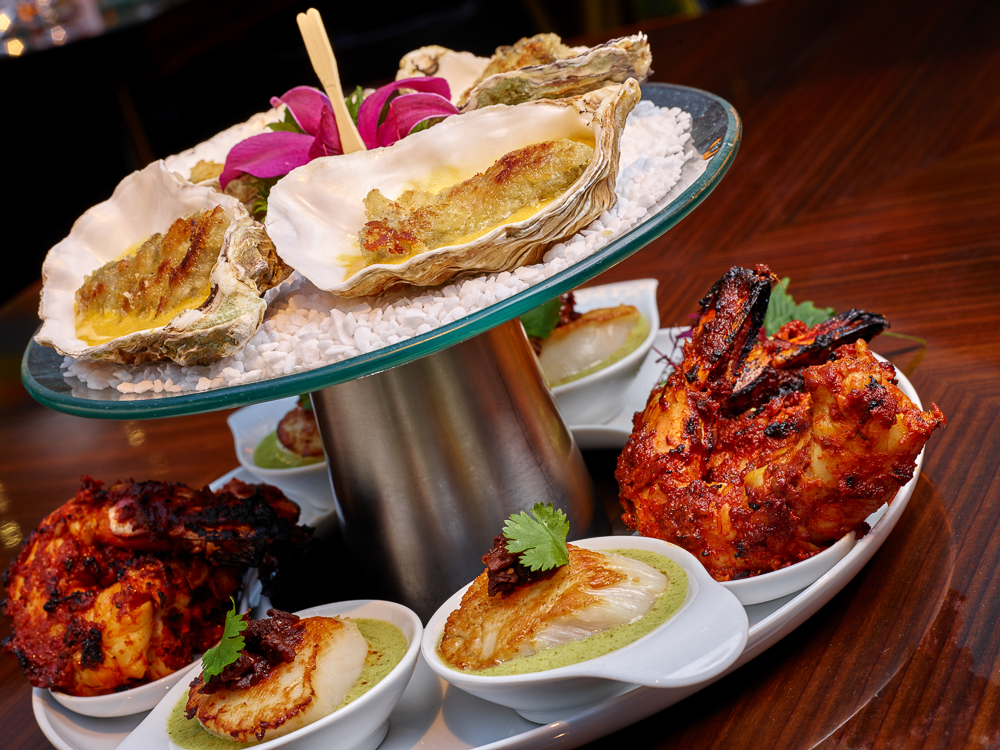 Food and restaurant photographer richard booth for Amaya indian cuisine menu