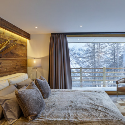 Saas Fee Alpine Chalet Private Residence 2