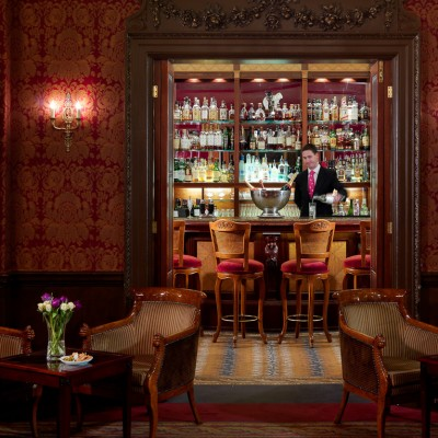 The Goring hotel Bar Interior Photography London
