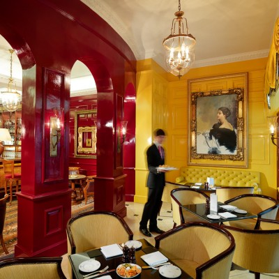 The Goring hotel Bar Interior Luxury photography London