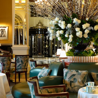 Claridges Hotel Interior Bar Photography London