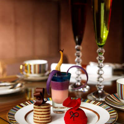 Afternoon tea at The Berkeley Hotel London