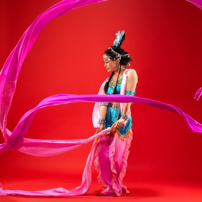 Chinese Dance movement Photography London