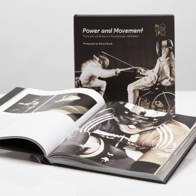 Power and Movement - Official Paralympic Photo Book - Sports Photography